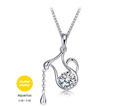 Constellation Pendant With Chain