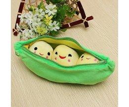 Cute Plush Bean Stuffed 25CM