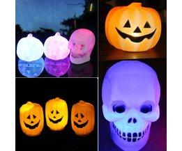Halloween Lights In Multiple Styles
