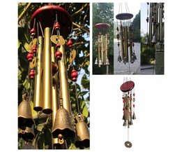 Wind Chimes With 4 5 Tubes And Bubbles