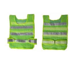 Reflective Vests 2 Pack Green