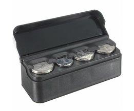 Coin Holder Auto Plastic