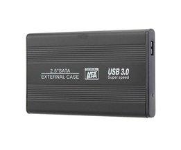 Hard Drive Enclosure For SATA To USB 3.0