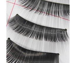 Trendy Handmade False Eyelashes 10 Pair