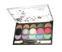 Eyeshadow Palette With 15 Colours