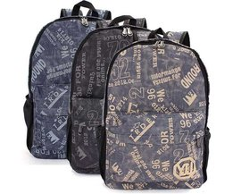 Tough Canvas Backpack Men