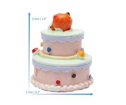 Decorative Fake Cake 1.7 Cm X 2.5 CM