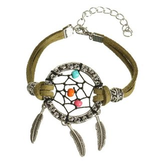 Retro Bracelet With Dreamcatcher