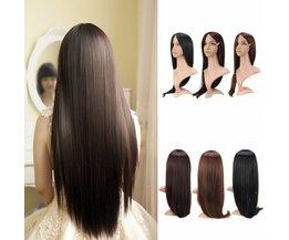 Black Or Brown Long Wig