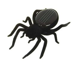 Robot Spider On Solar Energy
