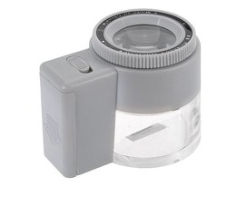 Magnifier With Light (8X)