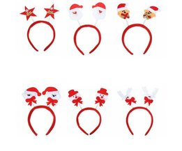Christmas Headband In Different Styles