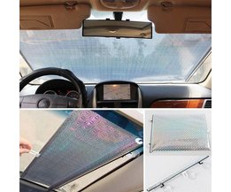 Roller Blind For Car