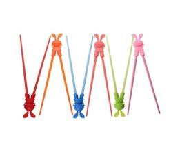 Cartoon Chopsticks For Children
