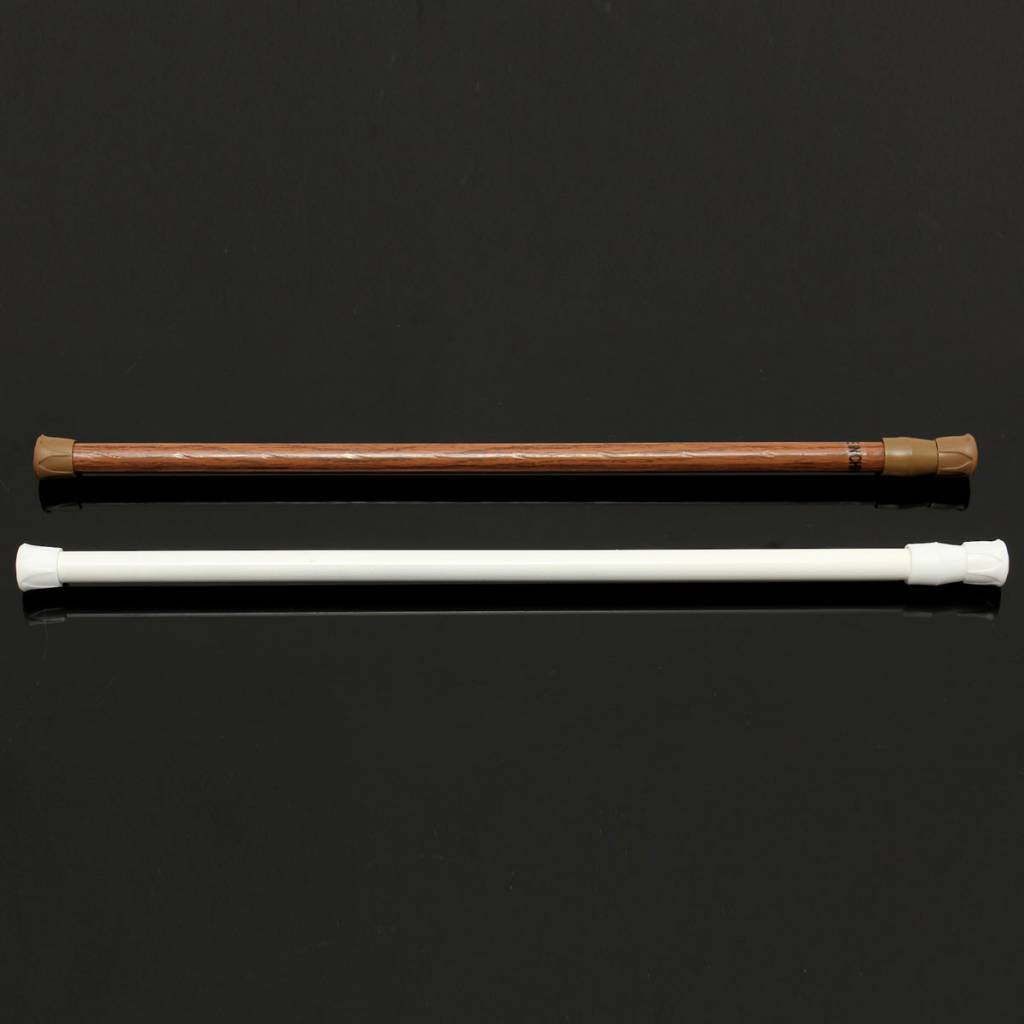 Adjustable Shower Curtain Rod
