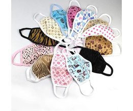 Soft Mouth Mask Flannel