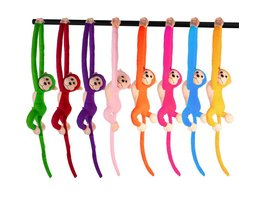 Hanging Monkey Cuddle In Multiple Colors