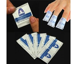 Gel Nail Clear 10 Pieces
