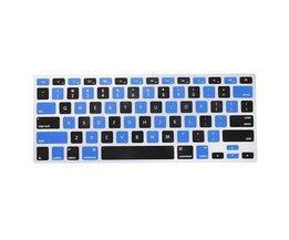 Waterproof Keyboard Cover For MacBook 13/15/17