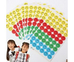 Smiley Stickers (540 Pieces)