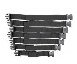 Bondage Belts Nylon 7 Pieces