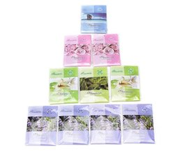 Scented Sachets For Wardrobe (10 Pieces)