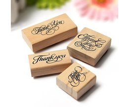 "Rubber Stamp ""Thank You"""