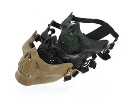 Protection Mask For Skiing Or Motorcycling
