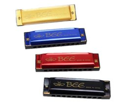 Harmonica With 10 Holes And 40 Tones