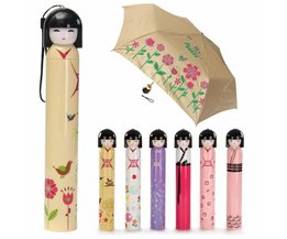 Collapsible Umbrella With Cute Design