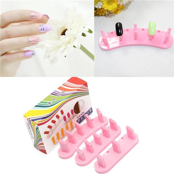 Nail Art Display 3 Pieces Buy Online Cheapest Myxl Gadget Shop Uk