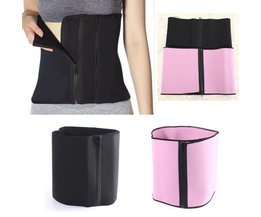 Shapewear Waist Belt With Zipper