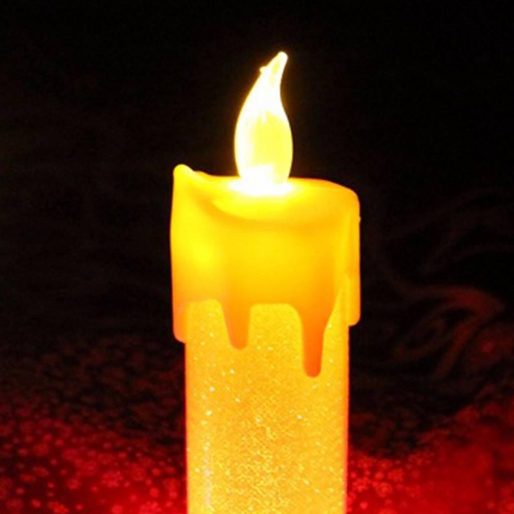 Свечи цветные восковые брянск