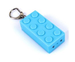 Cute Keychain With LED Light