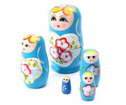 Matroesjka Dolls Set 5Stuks