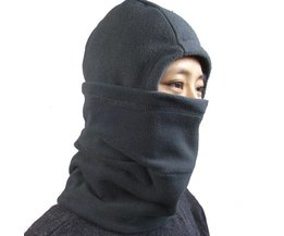 Winter Mask In Multiple Colors