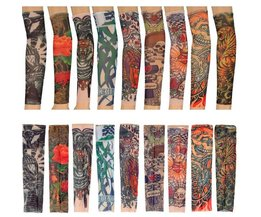 Tattoo Arm Sleeve Made Of Nylon
