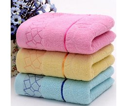 Blue, Yellow Or Pink Towel