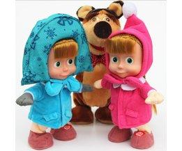 Masha And The Bear Cuddles