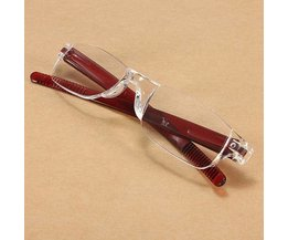 Reading Glasses In Red