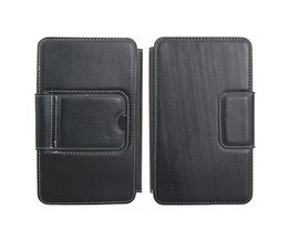 Leather Case + Keyboard For 7 Inch Tablets