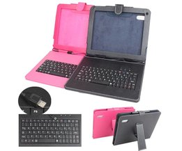 Leather Case For PIPO M6 With Keyboard