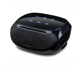 Portable Bluetooth Speaker AJ-81 HIFI