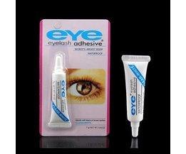 Eyelash Glue In Black Or White