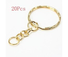Keychain Ring (20 Pieces)