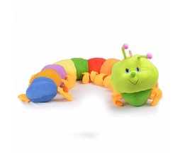 Knuffel Caterpillar