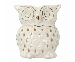 Odor Holder With Owl