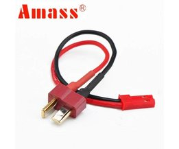 Amass T Plug To JAST Plug Battery Adapter Cable