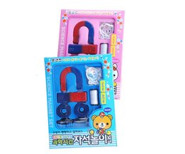 Magnets Toys Set 8Stuks