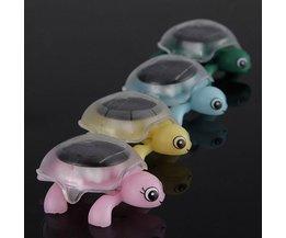 Toys Solar Energy Crawling Turtle